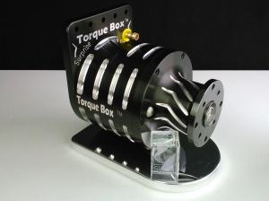 This anodized Torque Box won an International Media Award at the SEMA Show.